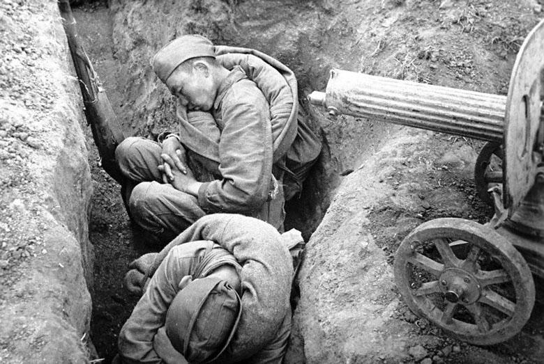 фото бойцов войны