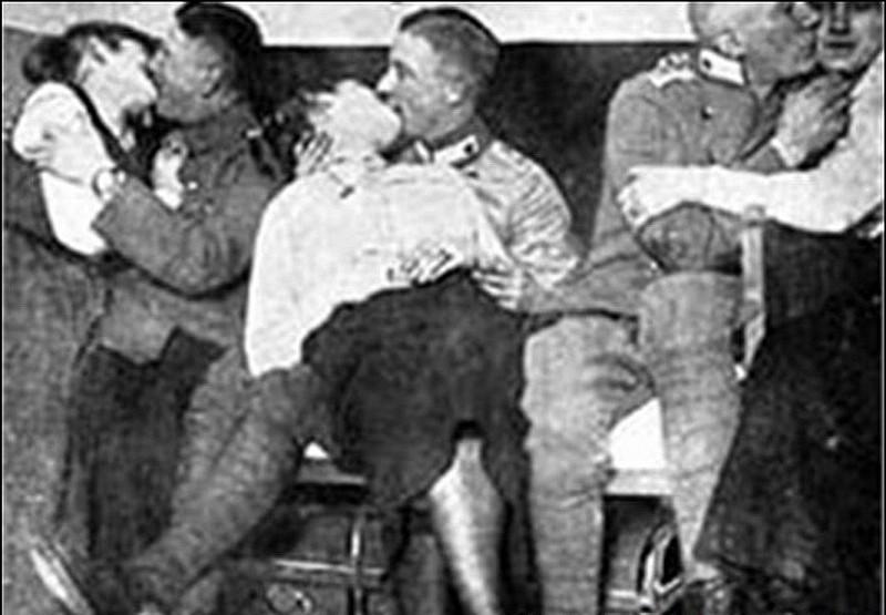 Проститутки нацистской германии
