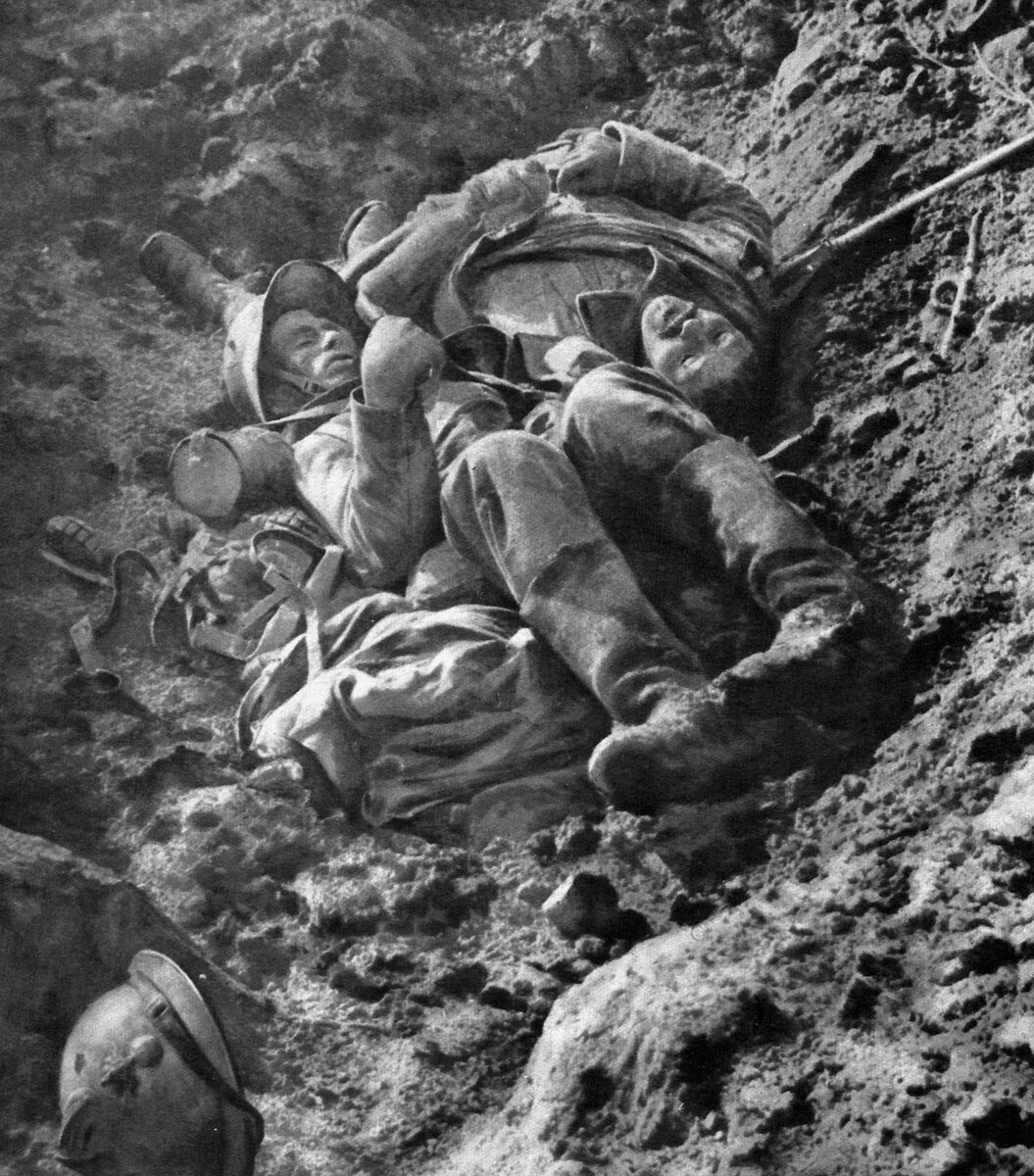 Страшные солдаты в картинках