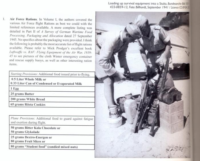 Специальные рационы Вермахта. ( 32 фото )