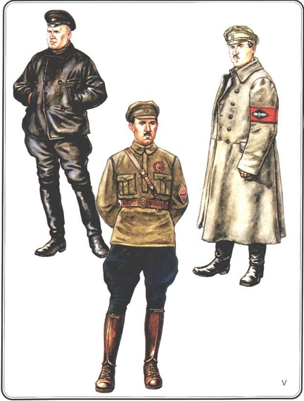 1. Курсант военных