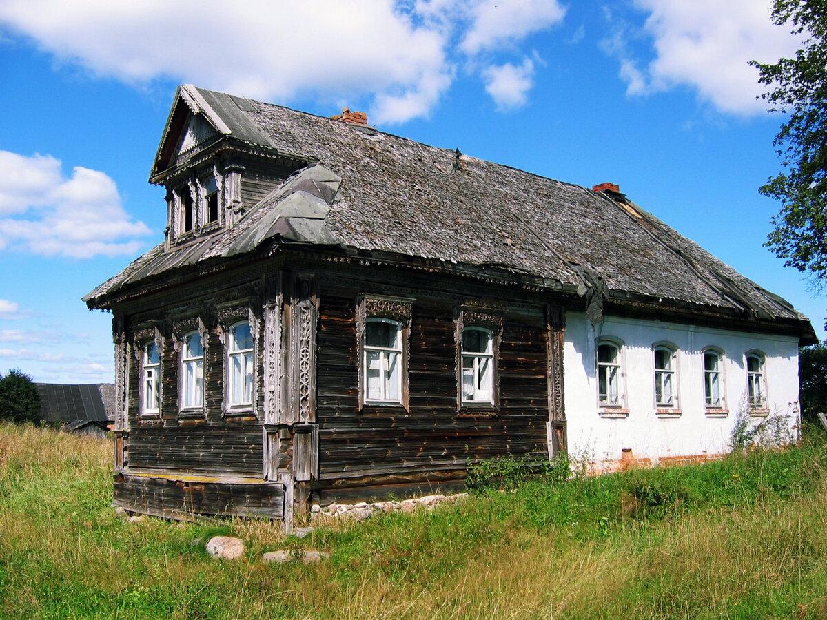 брошенные деревни россии фото одномерные