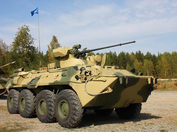 БТР-82А.