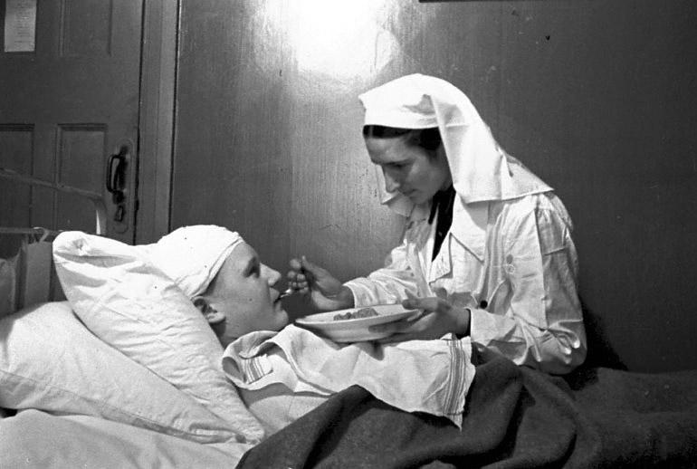 Медсестры во время великой отечественной войны реферат 9445