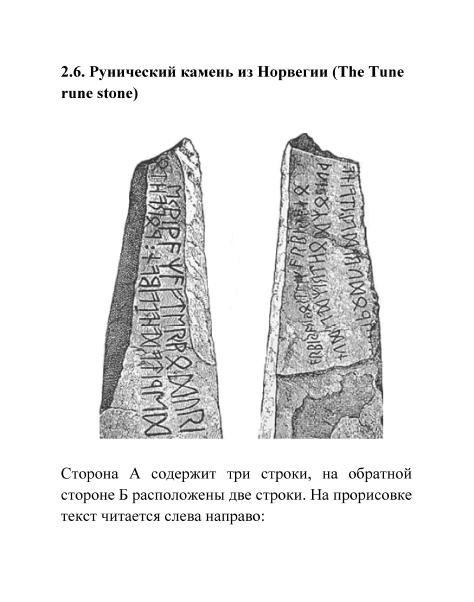 о.л сокол-кутыловский свод рунических надписей
