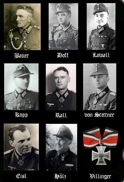 Война глазами горного егеря 137-го полка вермахта