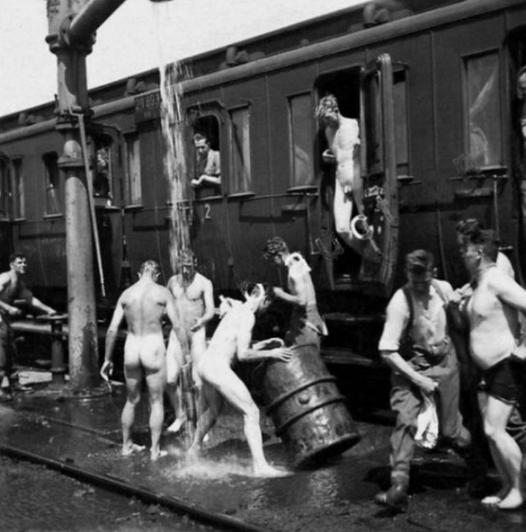 1940-1945г порно немецкой германии