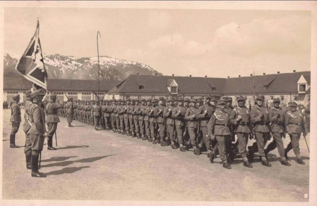Элитные части вермахта-1939-1945