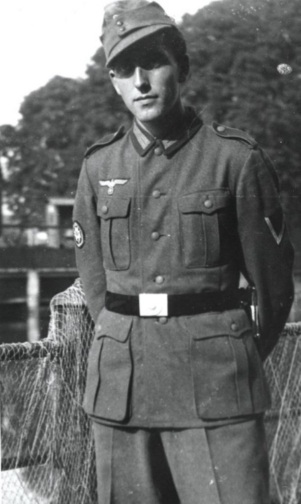 Caltek wwii german / 10th xxpanzer division frundsberg 1/6