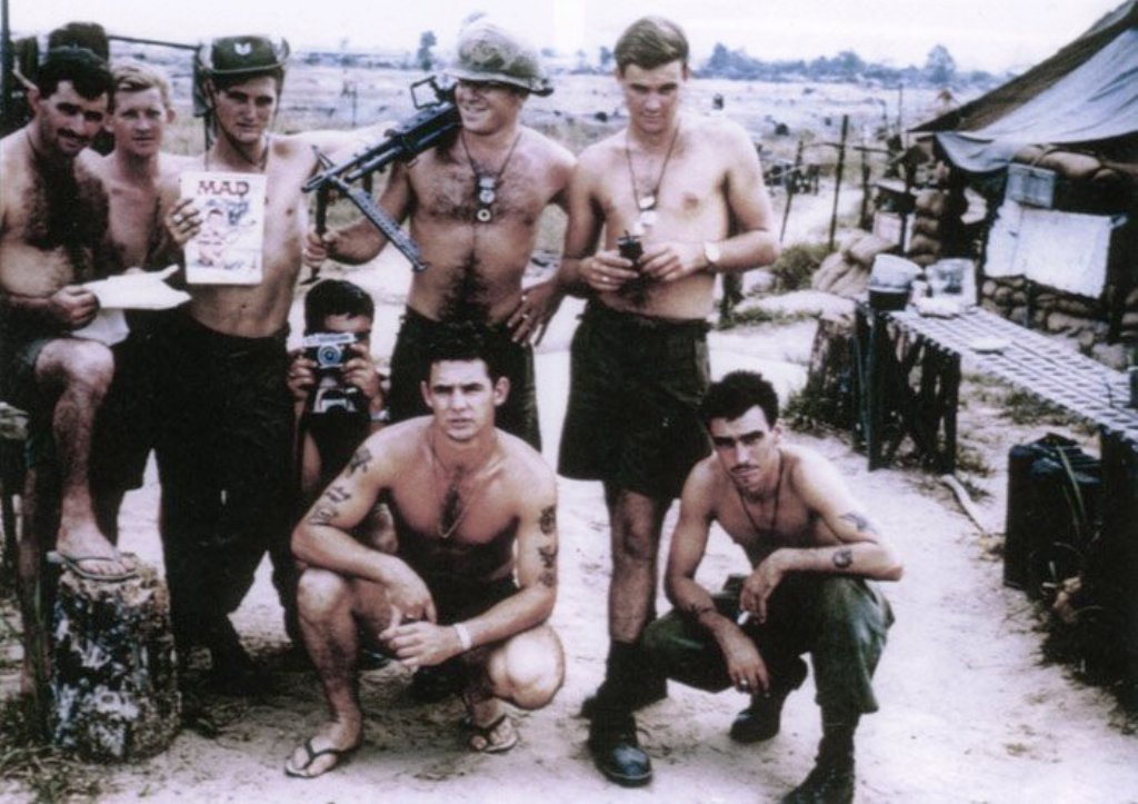 the experience of vietnam war in tim obriens if i die in a combat zone