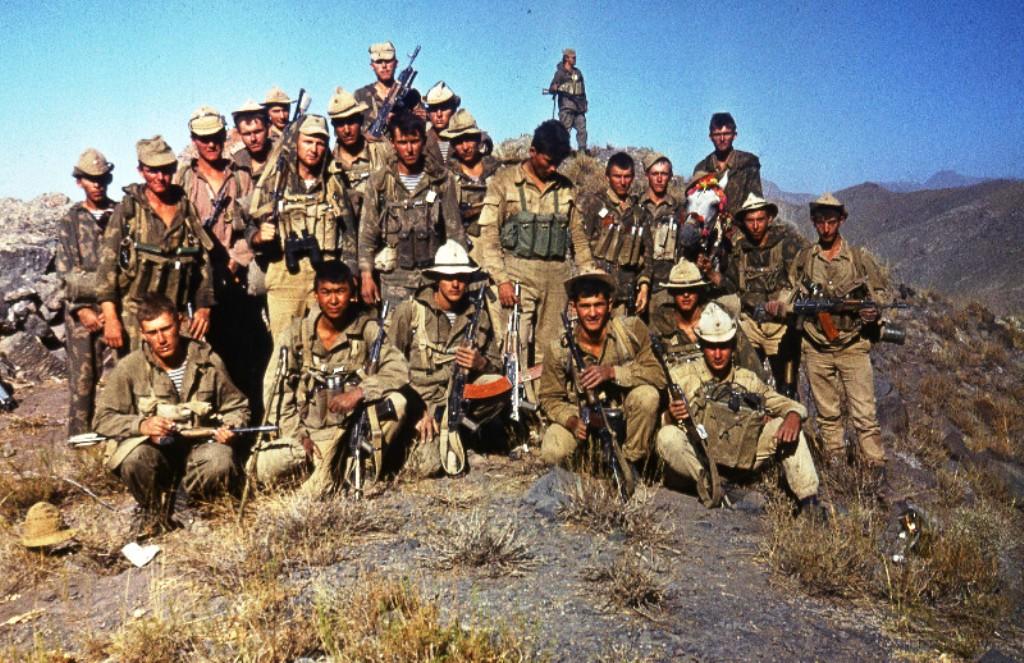 Вдв афганистан фото