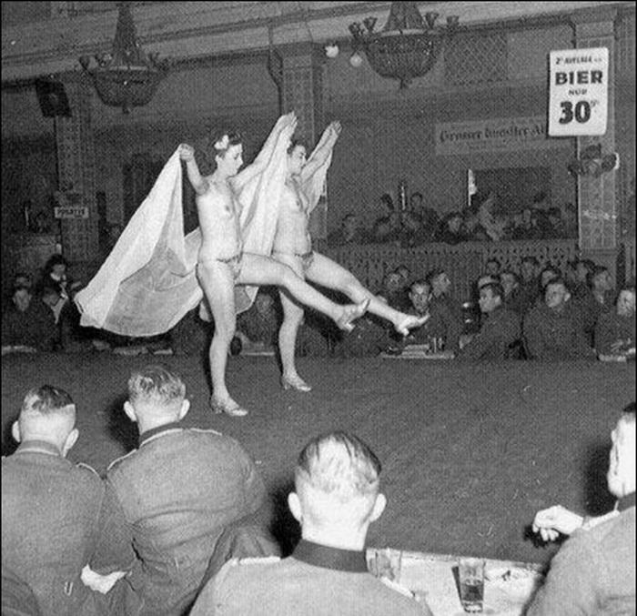 Секс в фашист германии