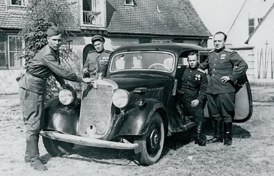 счету почти фото трофеи советских генералов душевные