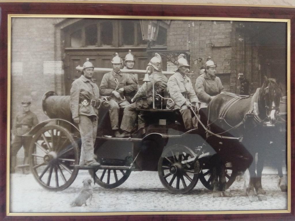 картинки пожарная охрана в царской россии
