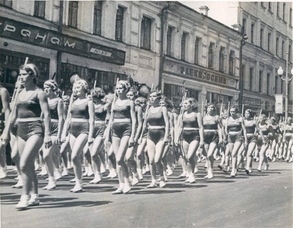фото советских спортсменок пожалуйста, хорошие