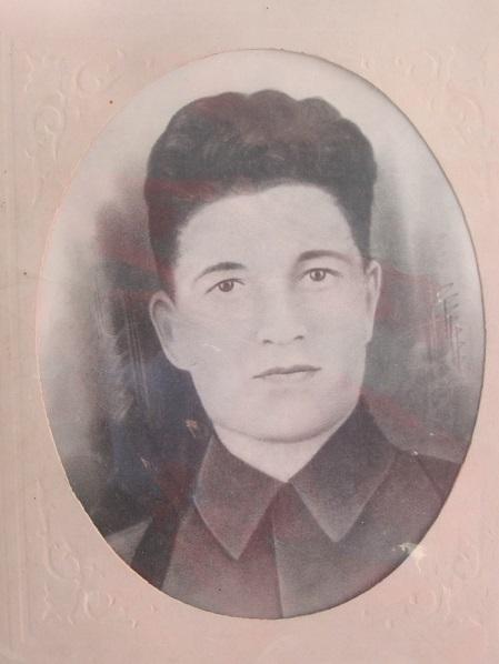 Фирсов Степан Иванович, 1915-15.10.1943