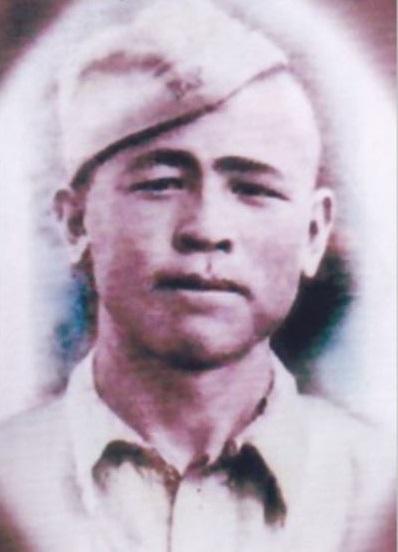 Тагаев Турдиназар (1922г-23.06.1944г)