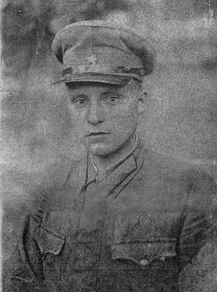 Ширшов Василий Романович, 1919-1941гг